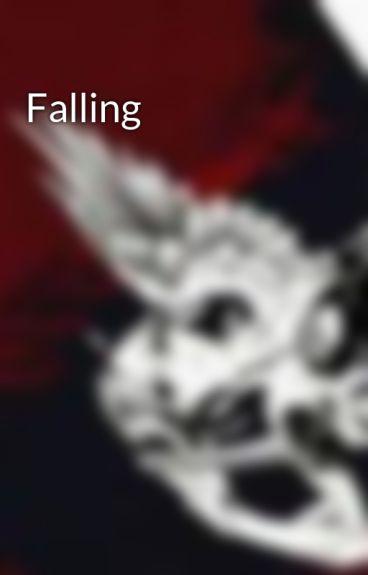 Falling by XxDIZZYxX
