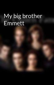 My big brother Emmett by 123twilight