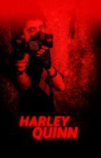 Harley Quinn ♢ Reaken by Lovingonthewall