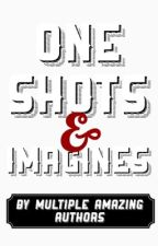 ONE SHOTS & IMAGINES // BY MULTIPLE AMAZING AUTHORS by zozoeebo-
