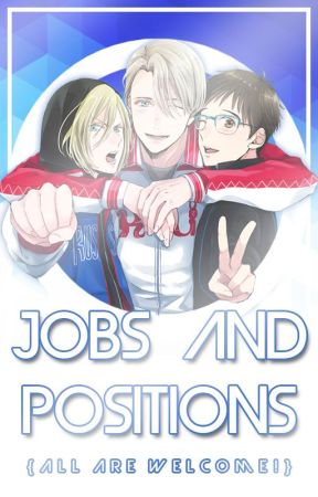 Jobs and Positions by Anime-Magazine