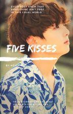 {E} Five Kisses || JJK by neullie_