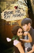 Dear Mr. Kim Mingyu #Wattys2016 by QueenVeyaughtch
