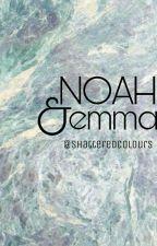 noah & emma by shatteredcolours