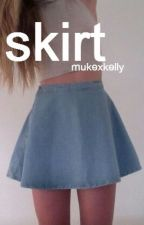 skirt,, shaylor by MUKEXKELLY