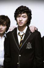 A SCHOOL FOR GANGTERS(BOYS) by KimSooJoongLee