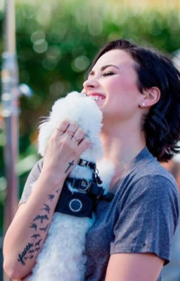 can you be my nightingale? (demi lovato y tu)