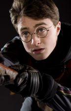 Harry potter charakter designe by SHIRLEYMALFOY