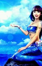 Mermaid mates by TheFriendlyBaker