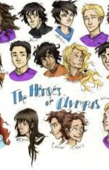 Heroes of Olympus at School