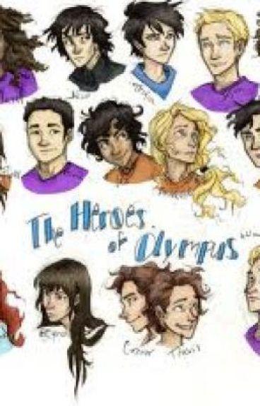 Heroes of Olympus at School