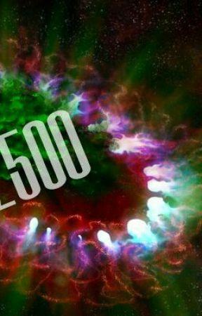 Przyszłość w 2500 roku. by PowderUniverse