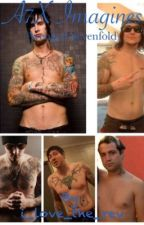 A7X imagines by i_love_the_rev