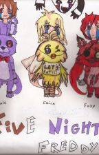 I Feel Like Death... [FNAF Child!Reader] by UnicornNo22596