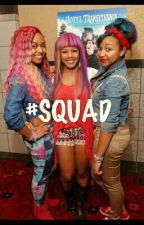 #The Squad by Princess_Myracle