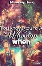 You know you're a Whovian when~ by bluemerry_berry