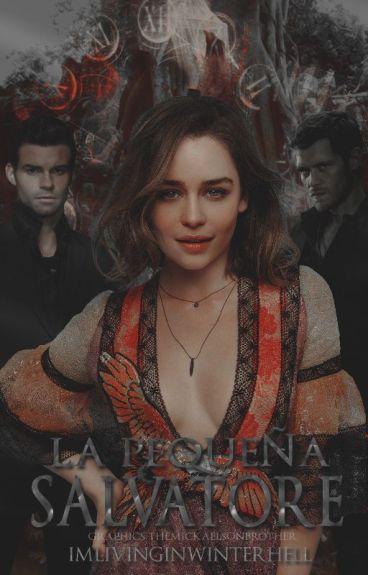 The Vampire Diaries: «La Pequeña Salvatore»