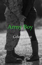 Army Boy by CeleneLove