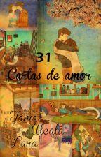31 Cartas de Amor © by sweetheart088