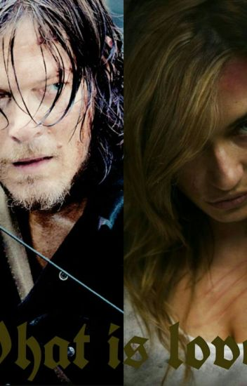 ¿What is love?(daryl dixon y tu) (Cancelada)