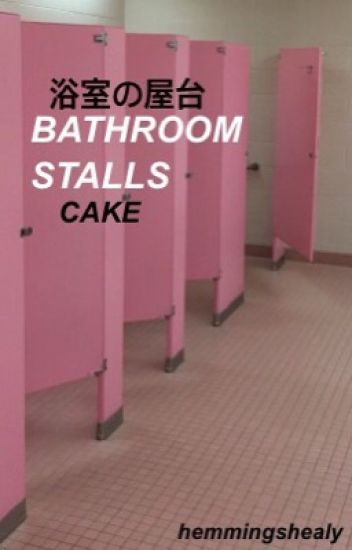 Bathroom Stalls :: Cake