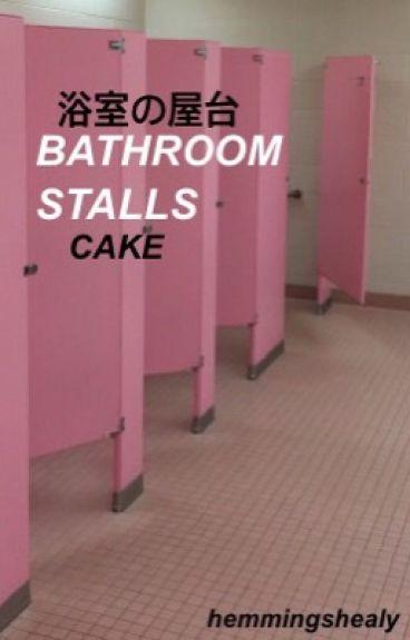 Bathroom Stalls :: Cake