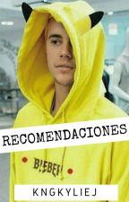 RECOMENDACIONES - Justin Bieber by FxckMeMcCann