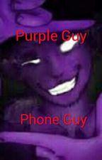 Phone Guy by Cueio_fnab