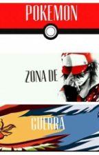 Pokemon - Zona de Guerra by JwFerraz