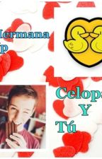 """La Hermana De Jp"" (Celopan y Tú) by MissHarmonizerCuack"