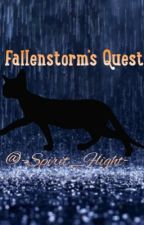 Fallenstorm's Quest by -Spirit_Flight-