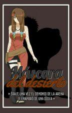 © Máscara del Desierto |Gaara| by UnderworldShadow