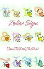 The Zodiacs by OpenTheBookAndRead