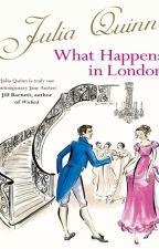 Aconteceu em Londres - Julia Quinn by NahCampelo
