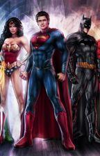 Liga da Justiça - Lendas da DC (Universo Compartilhado) by sailorvenuss