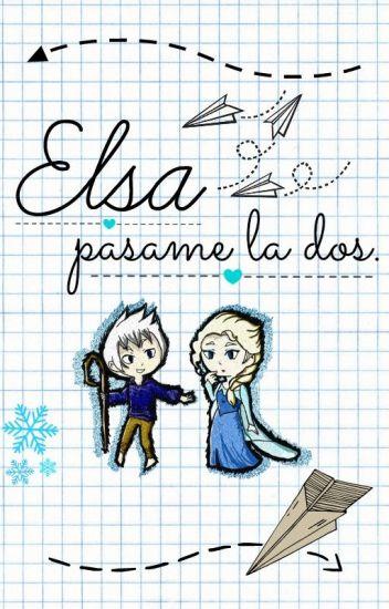 Elsa, Pásame la Dos.||Jelsa❤||