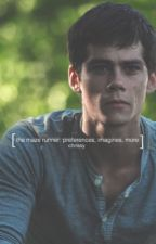 The Maze Runner: Preferences, Imagines, & More by stilesstilinskis