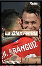 *One Shot* La bienvenida - Varanguiz (Aduardo Vargas + Charles Aranguiz) by Rulis_