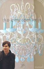 this is my open letter | d.h. (dan howell) by nsavant