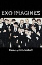 Exo Imagines (Friendly) by DaenerysWinchester