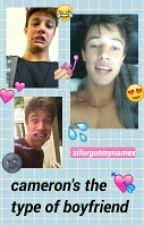 cameron's the type of boyfriend by ls20_01