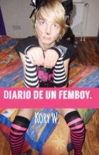 Diario de un femboy. by KoryWoltz