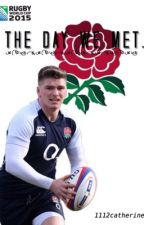 Owen Farrell - The first day we met di 1112catherine