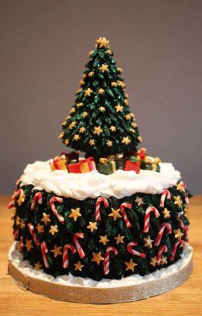 Christmas Cakes - The Appetizing Delight for the Celebration by blueribbonsuk