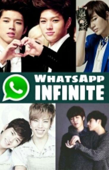 WhatsApp INFINITE