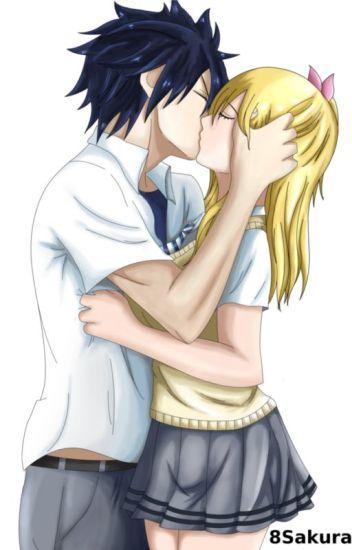 (GrayLu FanFic) Anh xin em, Lucy. Anh xin em hãy quay về bên anh