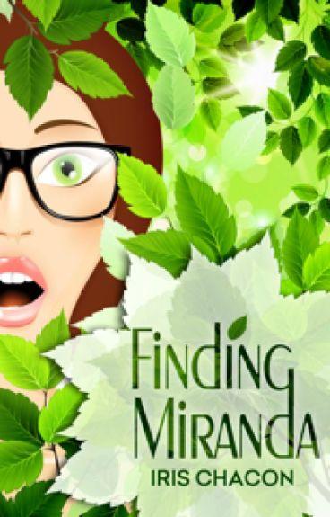 Finding Miranda (#Wattys2016)