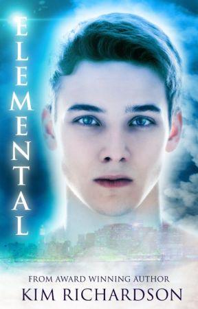 Elemental, Soul Guardians Book 2 by kimmer3d