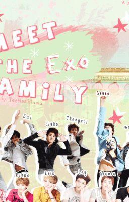 GẶP GỠ GIA ĐÌNH EXO(fanfic)