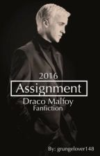 Assignment 》Draco Malfoy by grungelover148